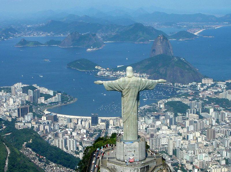 Pominik Chrystusa w Rio